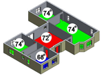 heat zoning